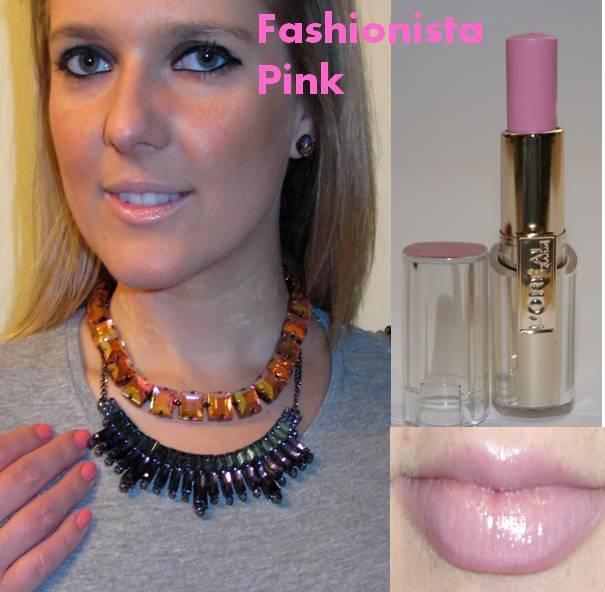 fashionista pink