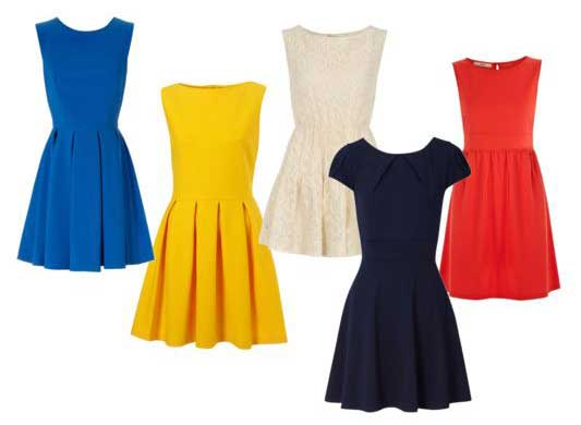new-fashion-trends-cheap-skater-dresses