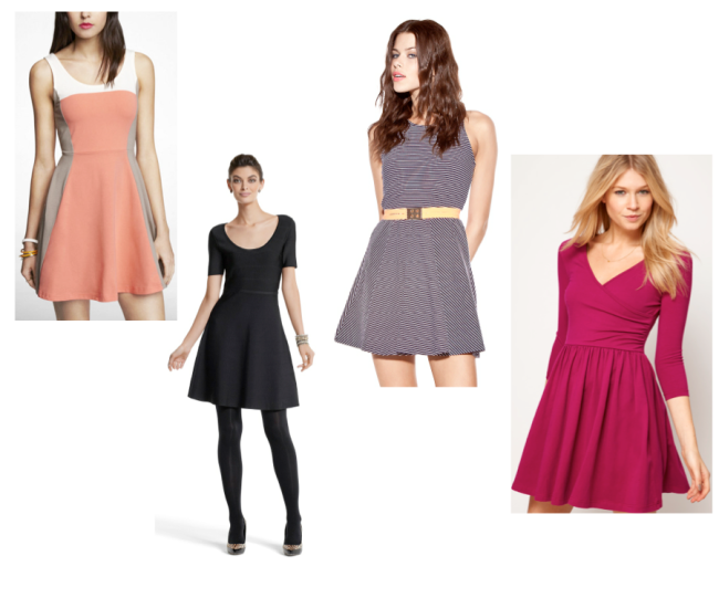 skater-dresses-for-work
