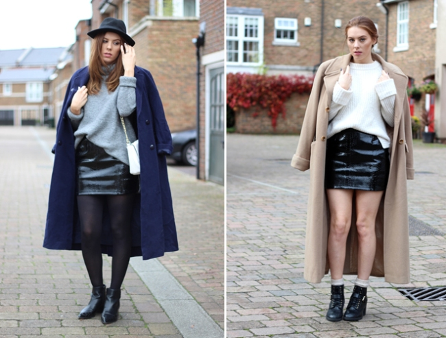 Nicole Missguided Outfit 1 & 2 - UK Fashion Blogger